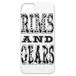 Rims and Gears iPhone 5/5S Covers