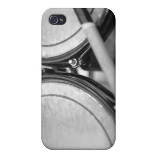 Rims Lug Nut Drumstick Tom picutre Covers For iPhone 4