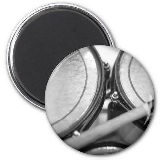 Rims Lug Nut Drumstick Tom picutre 2 Inch Round Magnet