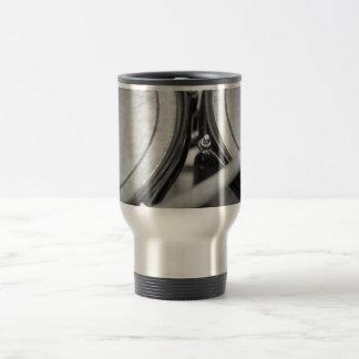 Rims Lug Nut Drumstick Tom picutre 15 Oz Stainless Steel Travel Mug