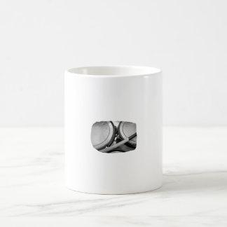 Rims Lug Nut Drumstick Toms Square Mug