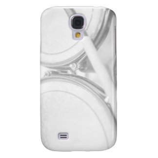 Rims Lug Nut Drumstick Toms washed out Samsung Galaxy S4 Case