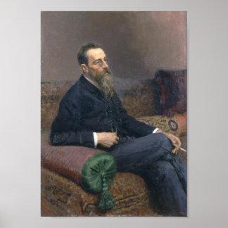 Rimsky-Korsakov Print