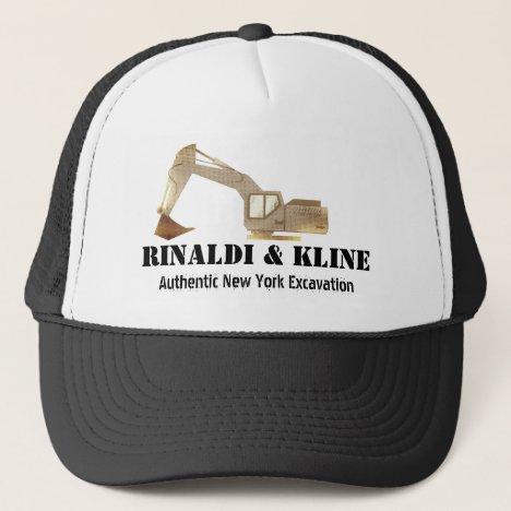 Rinaldi & Kline Trucker Hat