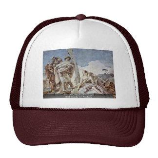 Rinaldo Abandons Armida Mesh Hats