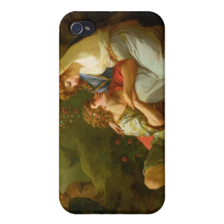 Rinaldo and Armida, 1771 (oil on canvas) iPhone 4/4S Cases