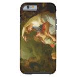 Rinaldo and Armida, 1771 (oil on canvas) iPhone 6 Case