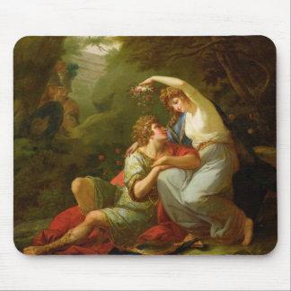 Rinaldo and Armida, 1771 (oil on canvas) Mouse Pad
