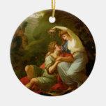 Rinaldo and Armida, 1771 (oil on canvas) Ornament