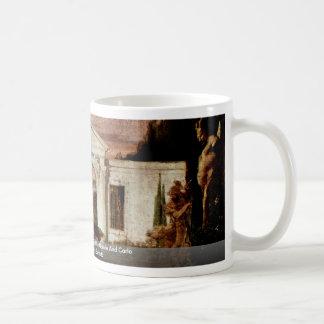 Rinaldo And Armida Draft Munich Eponymous Painting Classic White Coffee Mug