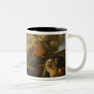 Rinaldo and Armida Two-Tone Coffee Mug