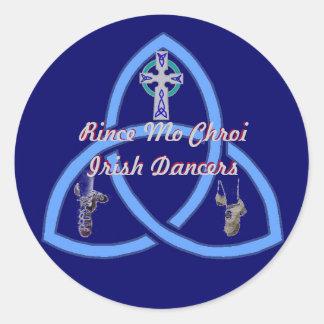 Rince Mo Chroi Sticker