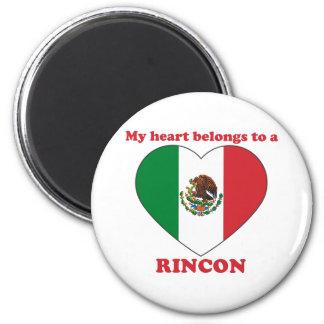 Rincon Imán Redondo 5 Cm