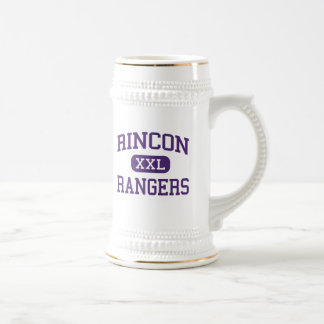Rincon - Rangers - High School - Tucson Arizona 18 Oz Beer Stein