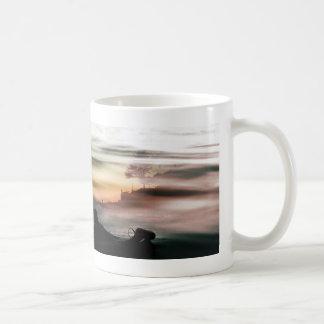Rincon Sunset Classic White Coffee Mug
