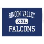 Rincon Valley Falcons Middle Santa Rosa Greeting Card