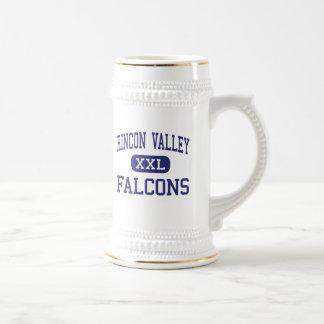 Rincon Valley Falcons Middle Santa Rosa 18 Oz Beer Stein