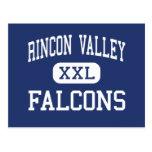 Rincon Valley Falcons Middle Santa Rosa Post Card