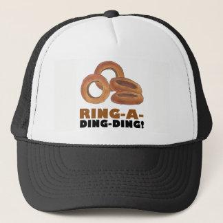 Ring-a-Ding-Ding Bride Engagement Bachelorette Trucker Hat