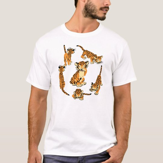 RING A RING OF TIGERS T-Shirt