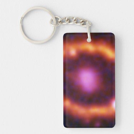 Ring Around Supernova 1987A Acrylic Key Chains