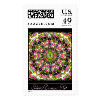 Ring Around The Roses Stamp