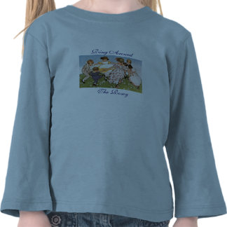 Ring Around The Rosey - Vintage Tshirt