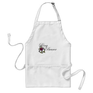 Ring Bearer Anchor Adult Apron