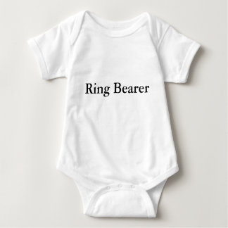 Ring Bearer Baby Bodysuit