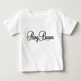 RIng Bearer Baby T-Shirt