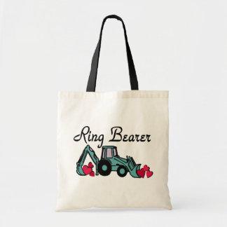 Ring Bearer Backhoe Bag