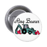 Ring Bearer Backhoe Button