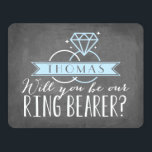 """Ring Bearer Card 