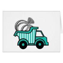Ring Bearer Dump Truck