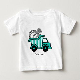 Ring Bearer Dump Truck Shirts
