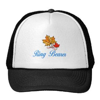Ring Bearer - fall Trucker Hat
