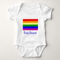 Ring Bearer/Gay Wedding Baby Bodysuit