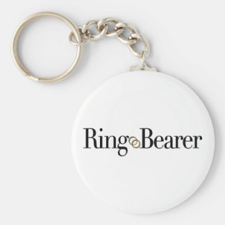 Ring Bearer Keychain