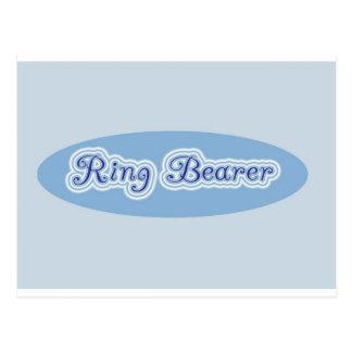 Ring Bearer Post Cards