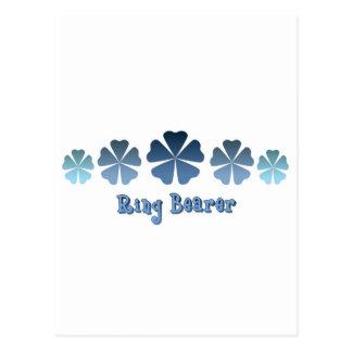 Ring Bearer Postcard