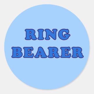 Ring Bearer Sticker
