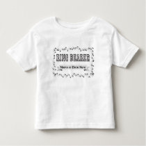 Ring Bearer Toddler T-shirt