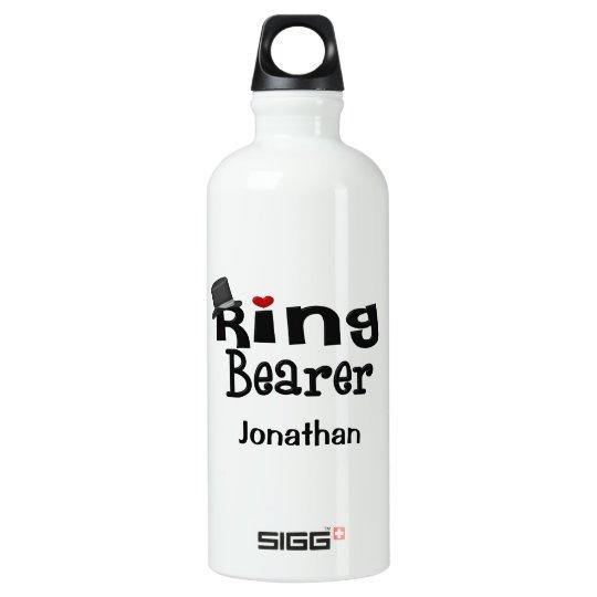 Ring Bearer Water Bottle