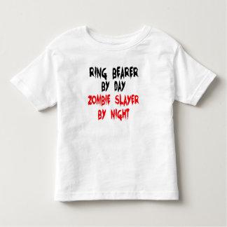 Ring Bearer Zombie Slayer T-shirt