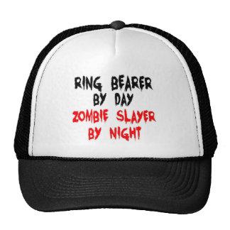 Ring Bearer Zombie Slayer Trucker Hat