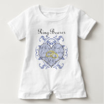 Ring Bearer's T-Shirt - With This Ring I Thee Wed