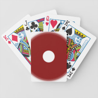 ring bicycle playing cards