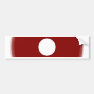 ring bumper sticker