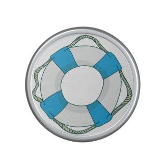 Ring buoy bluetooth speaker