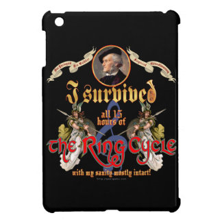 Ring Cycle Survivor Cover For The iPad Mini